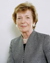 Ms Mary Robinson